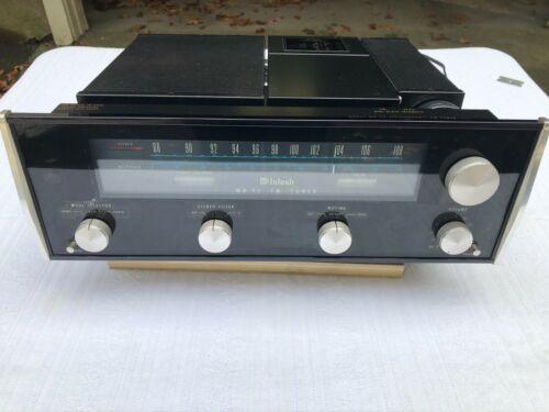 McIntosh MR77 FM Tuner Excellent Condition Vintage
