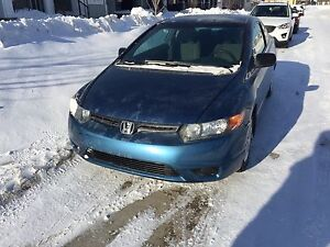 2007 Honda civic fresh safety clean title private sale