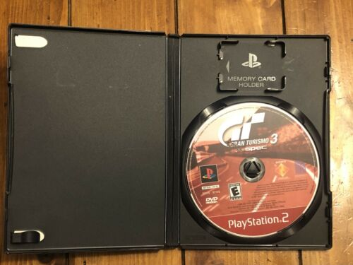 Gran Turismo 3 A Spec PS2 Sony PlayStation 2 Video Game Free Shipping - $6.99