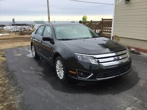 Ford fusion hybride 2010