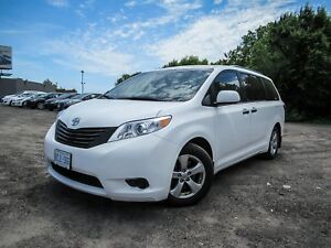 2016 Toyota Sienna 7 Seat, 3.5L V6, Auto,Rearview Camera, Power