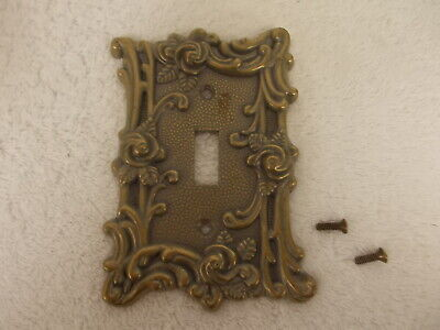 Switch Plates Outlet Covers Brass Wall Light Switch Vatican