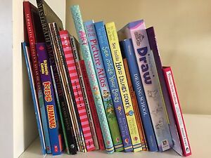 Lot of 22 Children's books. Usbourne and Scholastic etc