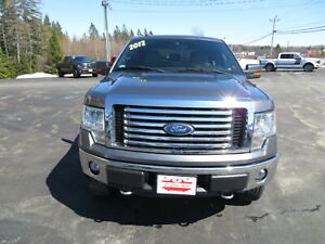 2012 Ford F-150 2012 Ford F-150 - 4WD SuperCrew 145  XLT