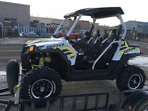 2014 RZR-S limited EPS