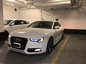 SHORT TERM LEASE TAKEOVER ON A 2016 AUDI S5 TECHNIK