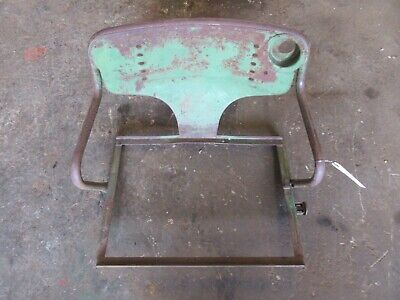 John Deere 520 530 620 630 720 730 820 830 Float Ride Seat Top 2