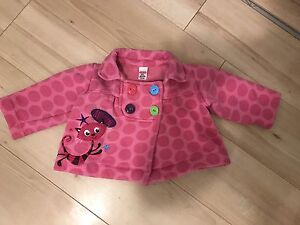 Adorable Baby Girl Coat