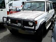 Wrecking Mitsubishi Pajero 1989 4x4 Turbo Diesel Mount Gravatt Brisbane South East Preview