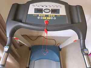 Black gym Treadmill Valley View Salisbury Area Preview