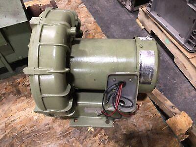 Fuji Electric Blower Ring Compressor Vfc503a-7w 2.5 Hp 154 Cfm 152b49pr3ad