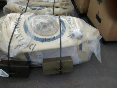 500 Gallon Potable Collapsable Military Water Tank (7 each)