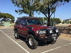 1991 landcruiser diesel turbo Greenvale Hume Area Preview