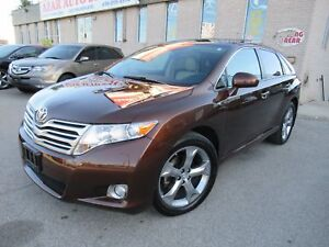 2010 Toyota Venza LIMITED,MOONROOF,LEATHER,ALLOY