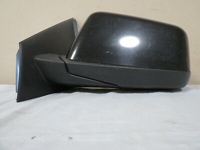 08-09 Ford Edge POWER Side View Door Outer Mirror Left DRIVER Black OEM