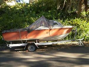 Haines Hunter V16C Project Rebuild Collaroy Manly Area Preview