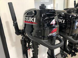 New Suzuki 4hp 4 stroke  Davenport Bunbury Area Preview