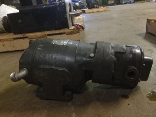 Brown & Sharpe Motor Driven Pump 112 364629-AP_TYPE: RA_1/4 HP_115/230/1
