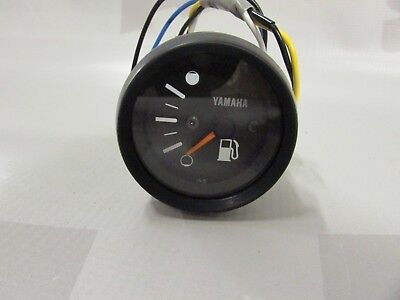 New Genuine Yamaha Boat OutBoard Pro Serie 2 Black Fuel Meter Gauge 6Y7-85750-10 for sale  Saint-Jerome