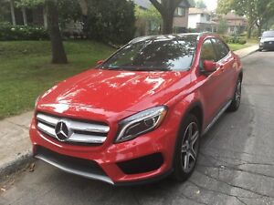 2016 Mercedes-Benz GLA 250 transfer lease