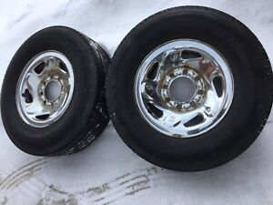 245/75/R16 Tires and rims