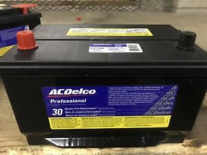 NEW AC Delco 65PSHR battery
