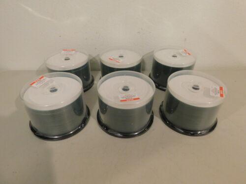 300 CD-R 80min 700MB Professional White Inkjet CD