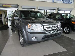 2010 Honda Pilot EX-L NAVIGATION, LEATHER, SUNROOF