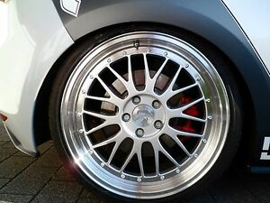 19 Zoll UA3 Alufelgen für Opel Insiginia OPC Sports Tourer Country Saab OPC