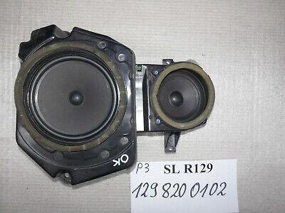 Lautsprecher links 1298200102  2 Pin Stecker R129 Mercedes