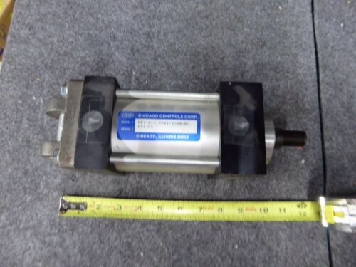 Chicago Controls MP1-A-3.25X3-1-SM-NC Pneumatic Cylinder