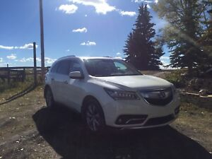 2016 ACURA MDX ELITE END OF LEASE OPPORTUNITY