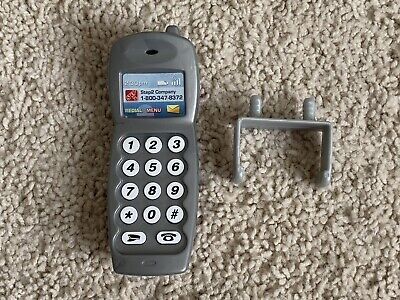 STEP2 Play Kitchen gray PHONE w/sound replacement part Holder