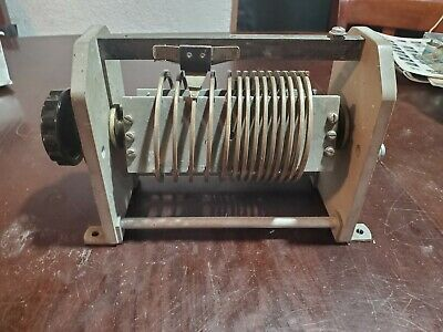 Roller Inductor Variable Coil Multronics 226-5-21