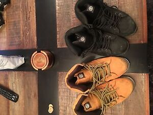 2  Men's Size 14 Element Shoes Barely Worn