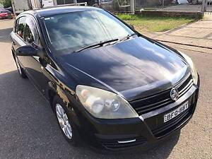 2005 HOLDEN ASTRA 5DOOR HATCHBACK AUTO WITH 10.07.2017 REGO Greenacre Bankstown Area Preview