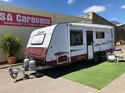 "2012 CRUSADER ""THE INSPIRATION"" 22' with REAR ENSUITE Klemzig Port Adelaide Area Preview"