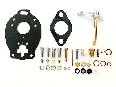 Cockshutt 30 Co-op E3 Marvel Schebler Tsx264 Tractor Carburetor Repair Kit
