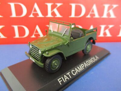 Die cast 1/43 Modellino Auto Fiat Campagnola