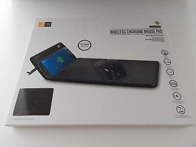 Case Logic Universal Wireless Charging Mouse Smartphone Pad With LED Indicator  Case Logic Wireless