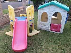 Cubby house and Playgym Cabramatta West Fairfield Area Preview
