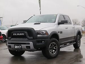 2017 Ram 1500 Rebel! Exotic! One Owner! Price Just Reduced!
