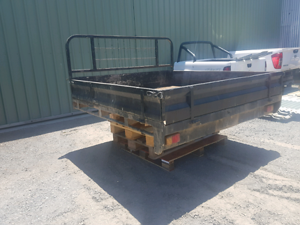 DUAL CAB STEEL TRAY TOYOTA HILUX Healesville Yarra Ranges Preview