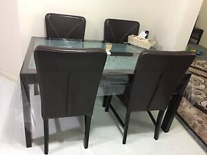 6 chairs and dining table  Cambridge Kitchener Area image 5