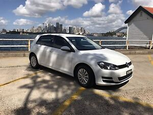 2013 Volkswagen Golf MY14 90TSI 1.4L 7 DSG 5D Crows Nest North Sydney Area Preview