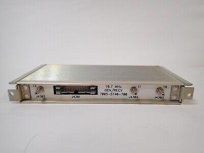 Ifr Fmam-1200s Communications Service Monitor 10.7mhz Genrecv 7005-5740-700