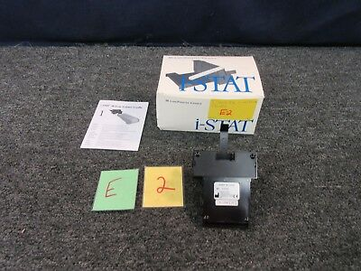 I Stat Ir Link Printer Cradle 112200 Portable Clinical Analyze Lab Equipment
