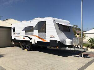 Jayco Starcraft Outback (bunks).