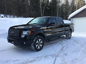 Ford f150 FX4 ecoboost 2011