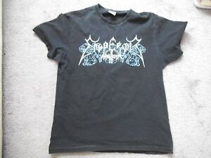 EMPEROR vintage black metal T shirt 1burzum mayhem gorgoroth darkthrone
